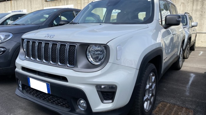 Renegade My19 Limited 1.6 Mjet  BIANCO 2018