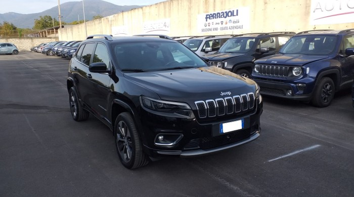 Cherokee My19 Overland 2.2 Mul  DIAMOND BLACK C 2019