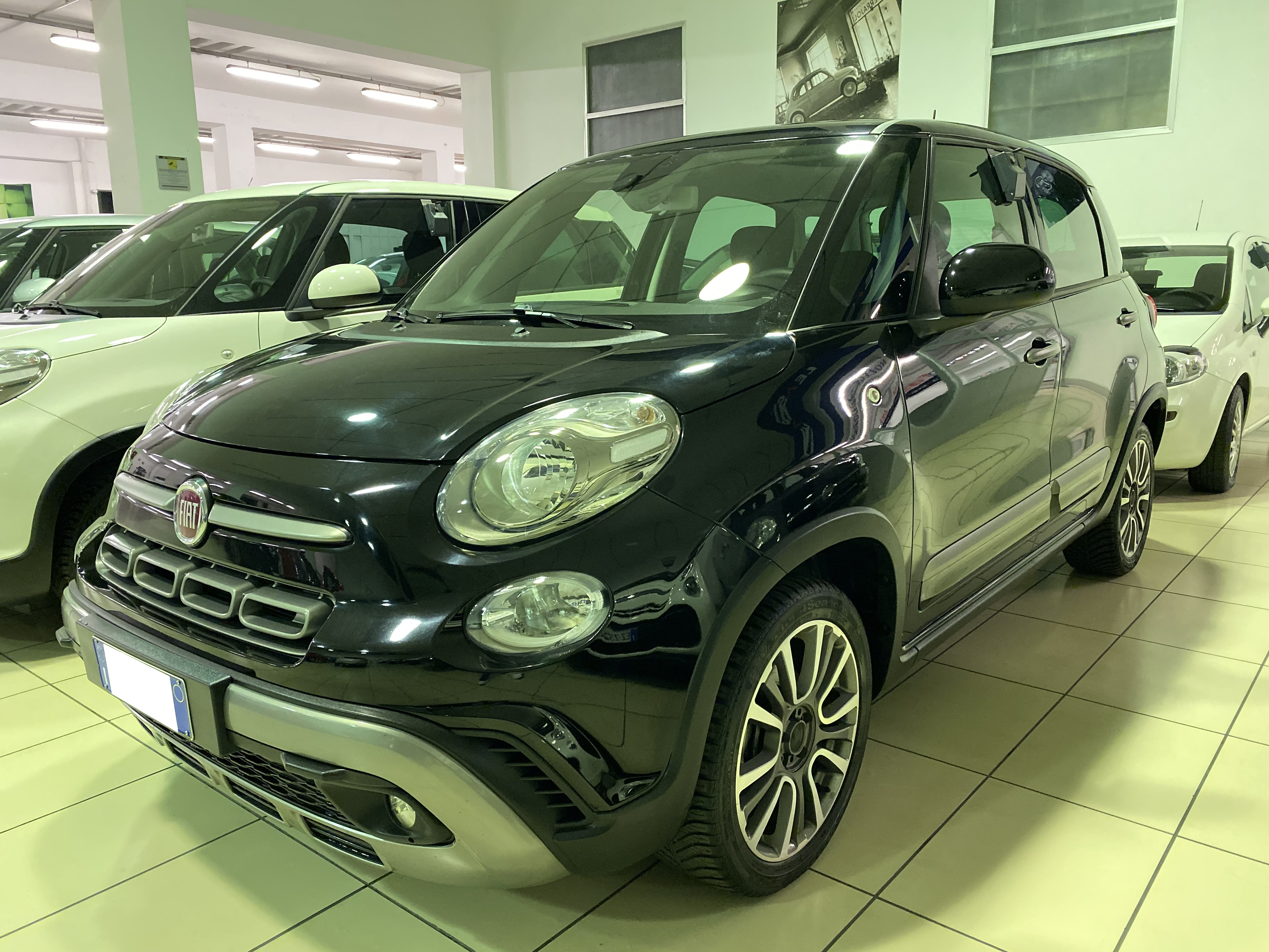 500L CROSS S5 1.3 MJT 95CV
