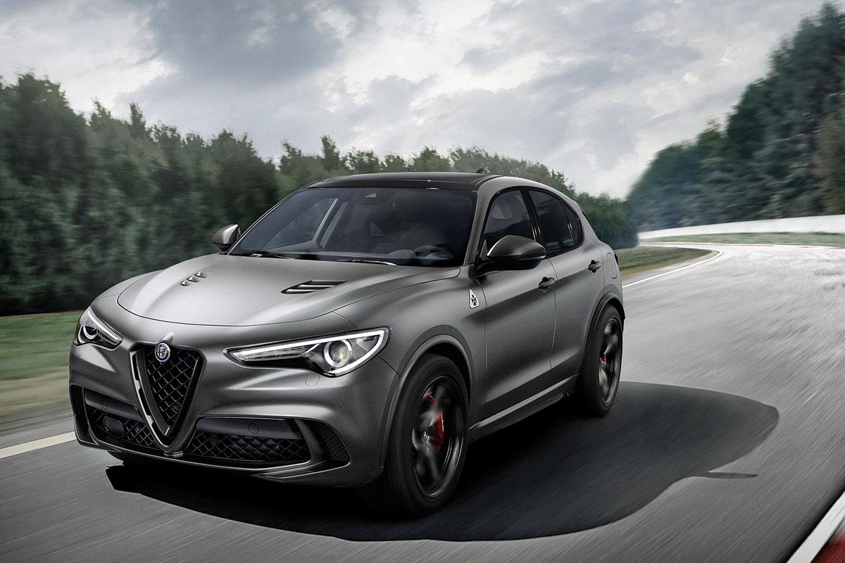 Alfa Romeo Compie 108 Anni E Propone Stelvio E Giulia Nring