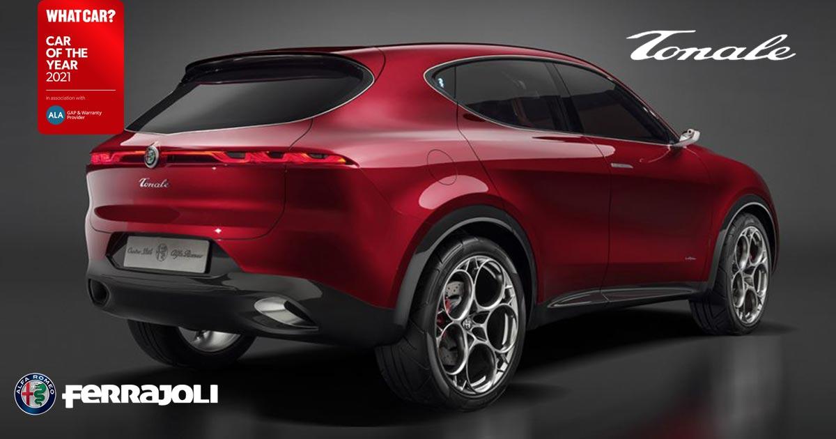 Alfa Romeo tonale caratteristiche