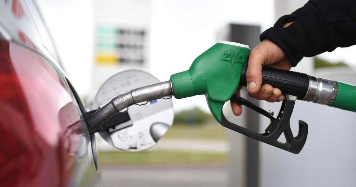 Benzina nel Diesel