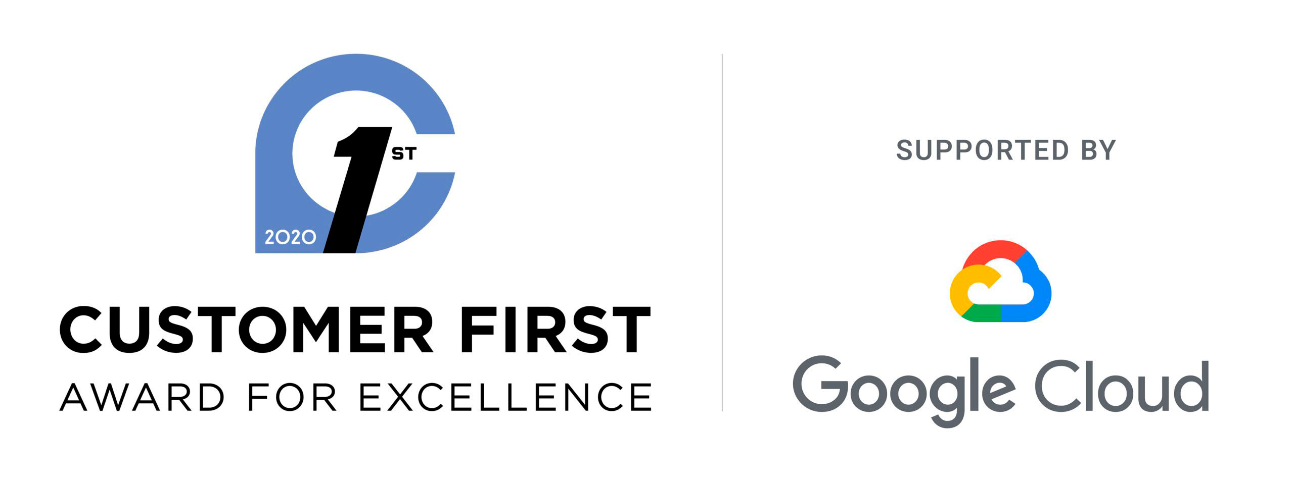 Premio Customer First 2020