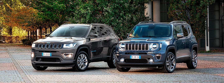 Jeep e Compass Ibride